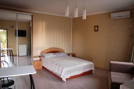 Сдается 1-комнатная квартира посуточно в Гурзуфе, Совхозная 6.
