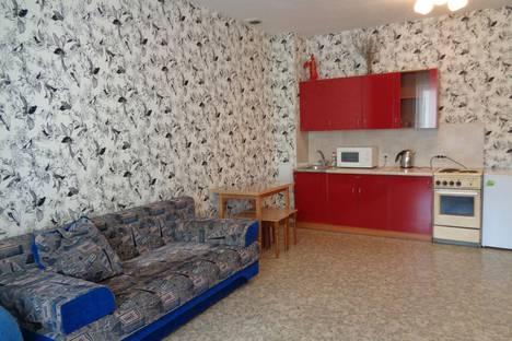 Сдается 1-комнатная квартира посуточно в Иркутске, Лермонтова 81/15.