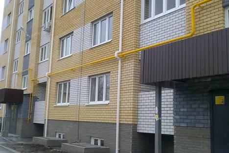 Сдается 1-комнатная квартира посуточно в Дзержинске, ул. Бутлерова, 27б новостройка.