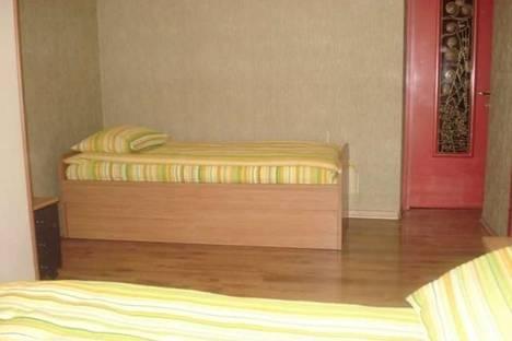 Сдается 3-комнатная квартира посуточно в Тбилиси, Дгебуадзе, 1.