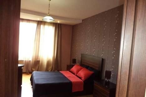 Сдается 2-комнатная квартира посуточно в Тбилиси, Костава, 67.