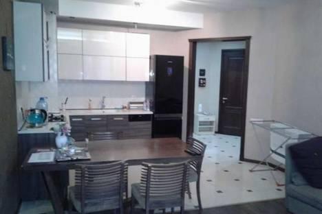 Сдается 3-комнатная квартира посуточно, Таркхнишвили, 11.