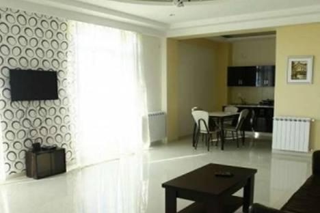 Сдается 3-комнатная квартира посуточно в Тбилиси, Гагарина, 2.