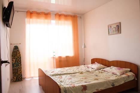 Сдается 1-комнатная квартира посуточнов Оренбурге, пролетарская 288/3.