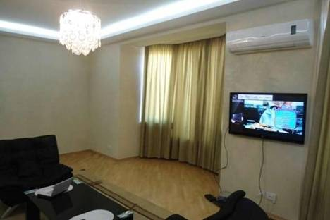 Сдается 3-комнатная квартира посуточно в Тбилиси, Марджанишвили, 16.