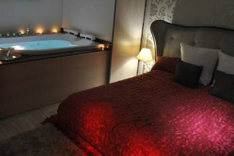 Сдается 1-комнатная квартира посуточно в Вильнюсе, пр. Саванорю, 1.