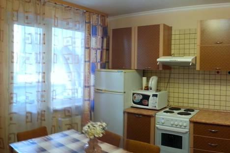 Сдается 1-комнатная квартира посуточно в Краснодаре, проспект Чекистов, 40.