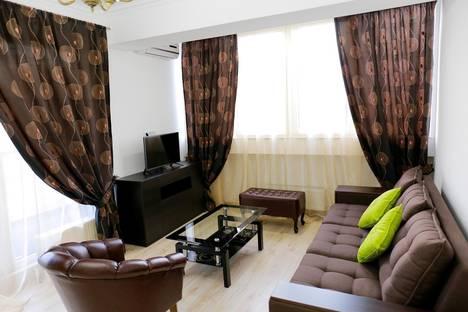 Сдается 2-комнатная квартира посуточно в Кишиневе, Чуфля 4.