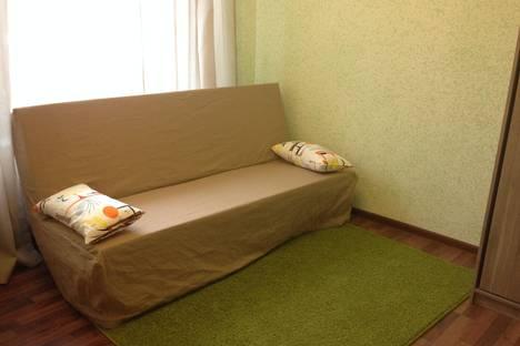 Сдается 1-комнатная квартира посуточнов Домодедове, Микрорайон Авиационный, ул. Звездная д.8.