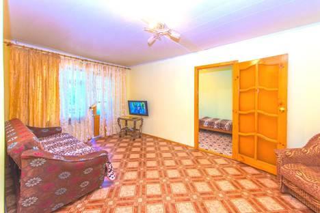 Сдается 2-комнатная квартира посуточнов Витязеве, переулок Строительный, 3.