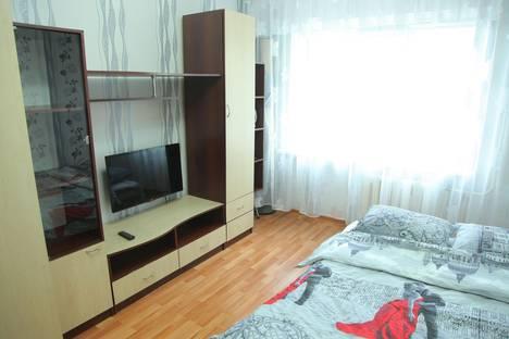 Сдается 1-комнатная квартира посуточно в Астане, Торайгырова 3/1.