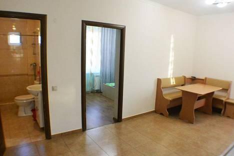 Сдается 1-комнатная квартира посуточно в Адлере, Демократическая 104.