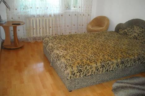 Сдается 2-комнатная квартира посуточно в Алуште, Октябрьская, 26.