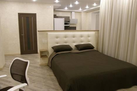 Сдается 1-комнатная квартира посуточнов Челябинске, ул. 40-летия Победы, 11.