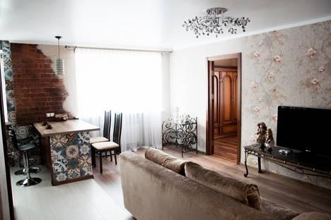 Сдается 2-комнатная квартира посуточно в Витебске, Ленина 3.
