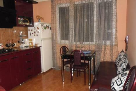 Сдается 3-комнатная квартира посуточнов Батуми, Инасаридзе 14.