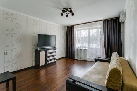 Сдается 1-комнатная квартира посуточно в Ростове-на-Дону, проспект Ленина 81/1.