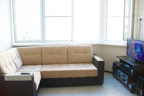 Сдается 2-комнатная квартира посуточно в Анапе, улица Горького 2.