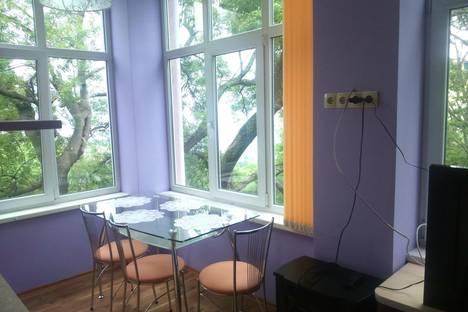 Сдается 1-комнатная квартира посуточнов Ливадии, Ливадия, ул Батурина дом 20.