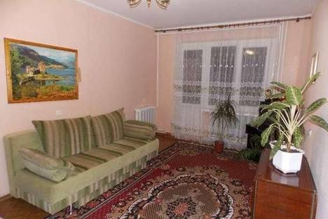Сдается 1-комнатная квартира посуточнов Скадовске, Джарилгацкая, 2а.