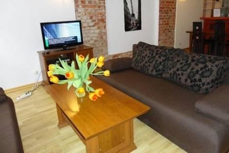 Сдается 2-комнатная квартира посуточно в Риге, Калею, 52.
