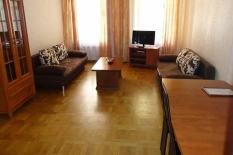 Сдается 3-комнатная квартира посуточно в Риге, Калею, 52.