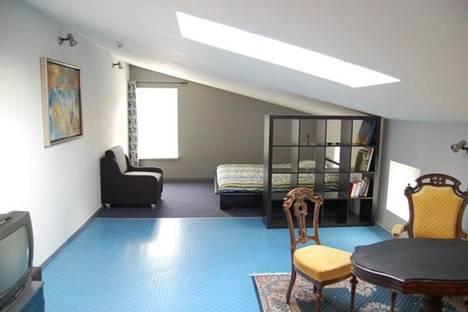Сдается 1-комнатная квартира посуточнов Риге, Дзирнаву, 104.