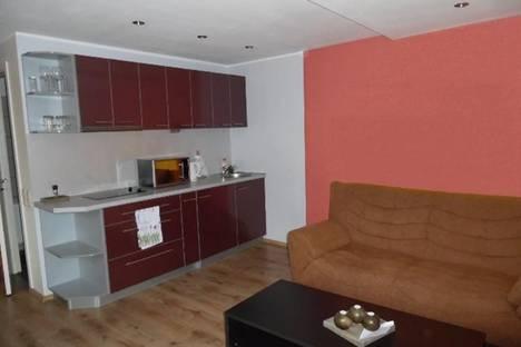 Сдается 1-комнатная квартира посуточнов Риге, Грециниеку, 5.