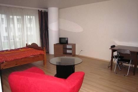 Сдается 1-комнатная квартира посуточно в Риге, Республиканская пл. 3.