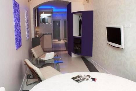 Сдается 1-комнатная квартира посуточнов Риге, Сколас, 36.