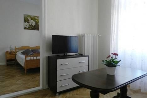 Сдается 1-комнатная квартира посуточно в Риге, Гертрудес, 54.