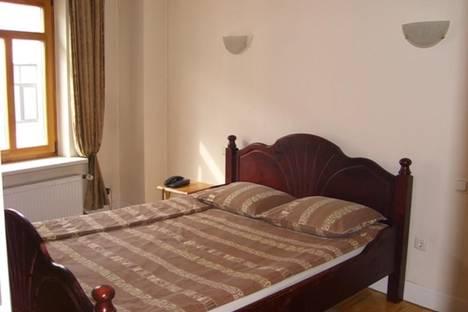 Сдается 2-комнатная квартира посуточнов Риге, Миеснеку, 12.