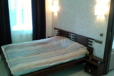 Сдается 2-комнатная квартира посуточнов Риге, Авоту, 20.