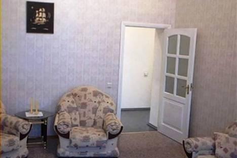 Сдается 2-комнатная квартира посуточнов Риге, Миеснеку, 14.