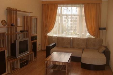 Сдается 2-комнатная квартира посуточно в Риге, Экспорта, 2а.