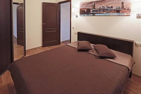 Сдается 2-комнатная квартира посуточно в Риге, Гертрудес, 129.