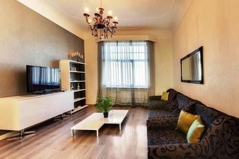 Сдается 3-комнатная квартира посуточнов Юрмале, Гертрудес, 54.