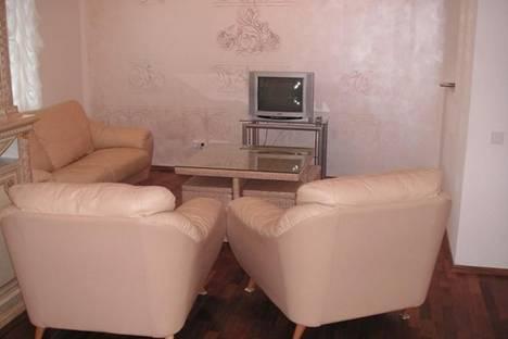 Сдается 3-комнатная квартира посуточно в Риге, пл. Республиканцев, 2.