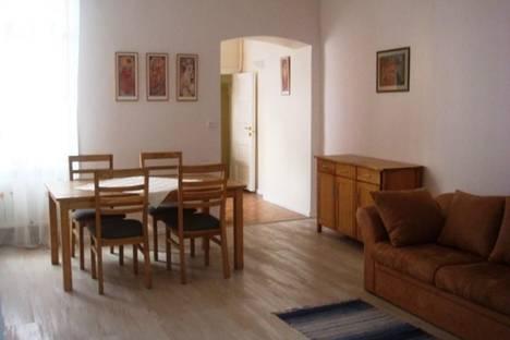 Сдается 3-комнатная квартира посуточно в Риге, Вагнера, 14.