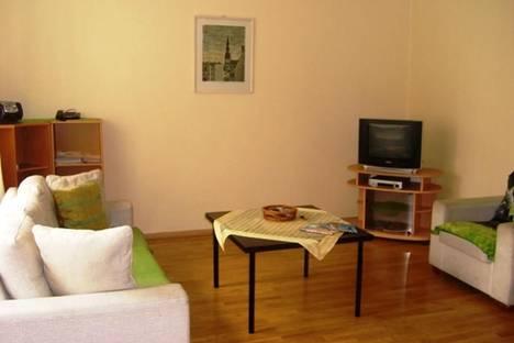 Сдается 3-комнатная квартира посуточно в Риге, Бискапа, 3.