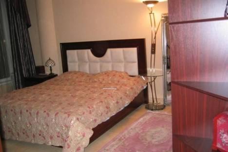 Сдается 3-комнатная квартира посуточнов Риге, пл. Республиканцев, 2.