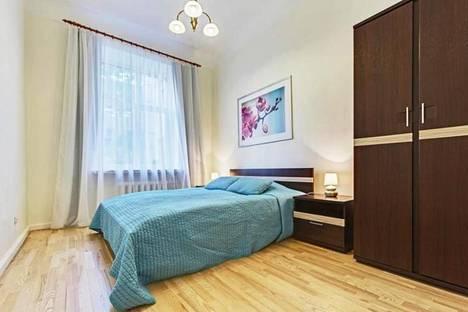Сдается 3-комнатная квартира посуточнов Риге, Гертрудес, 54.
