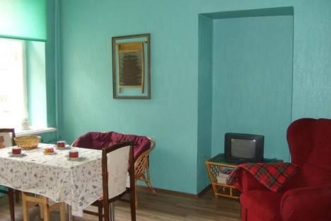 Сдается 3-комнатная квартира посуточнов Риге, Стабу, 55.