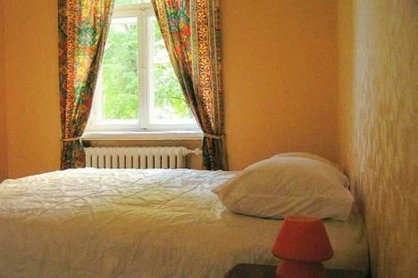 Сдается 4-комнатная квартира посуточнов Риге, Стабу, 59.