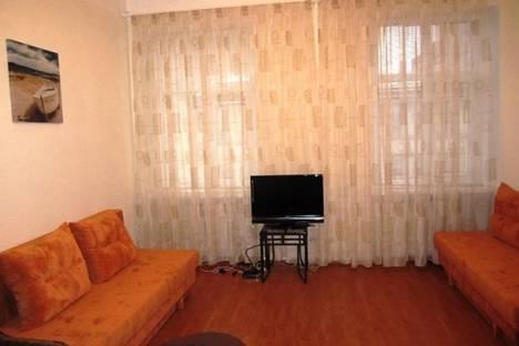 Сдается 4-комнатная квартира посуточно в Риге, Меркеля, 3.