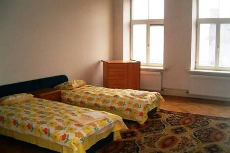 Сдается 5-комнатная квартира посуточнов Риге, Вецпилсетас, 2.