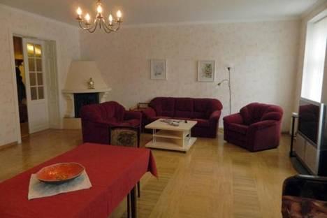 Сдается 3-комнатная квартира посуточно в Риге, Базницас, 35.