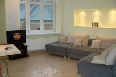 Сдается 3-комнатная квартира посуточно в Риге, Скарню, 9.