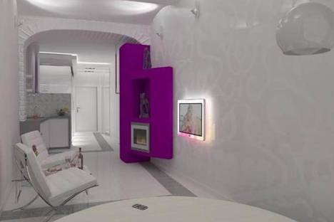 Сдается 1-комнатная квартира посуточно в Риге, Сколас, 36.