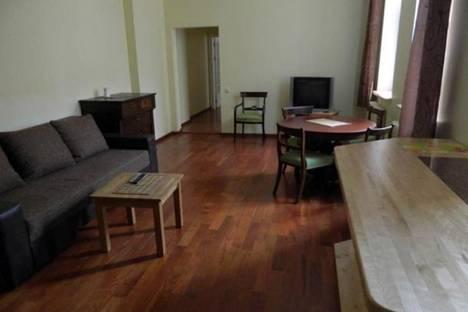 Сдается 3-комнатная квартира посуточно в Риге, Гану, 4.